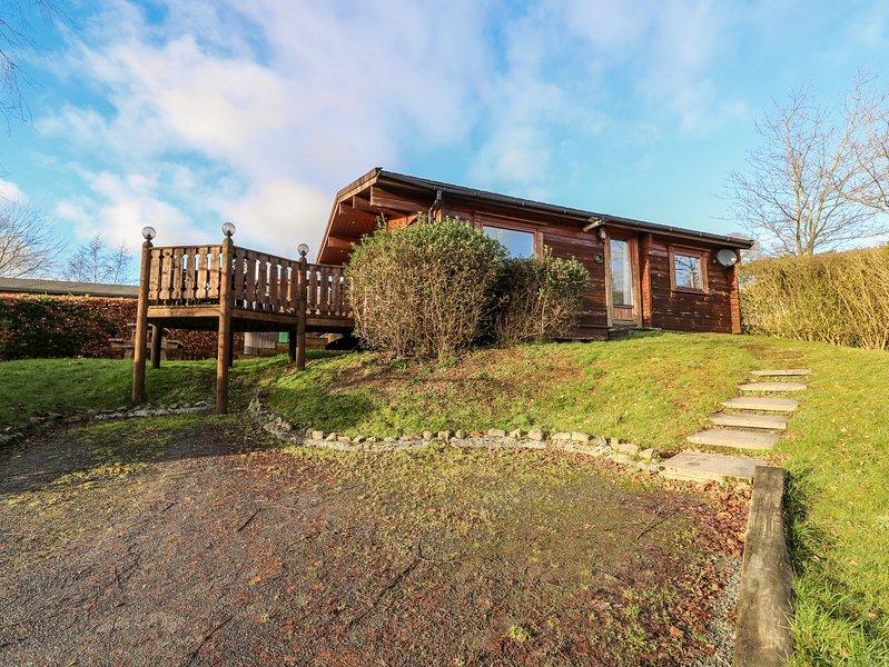 Snowy Owl Lodge, Rhayader, aluguéis de temporada em Abbeycwmhir