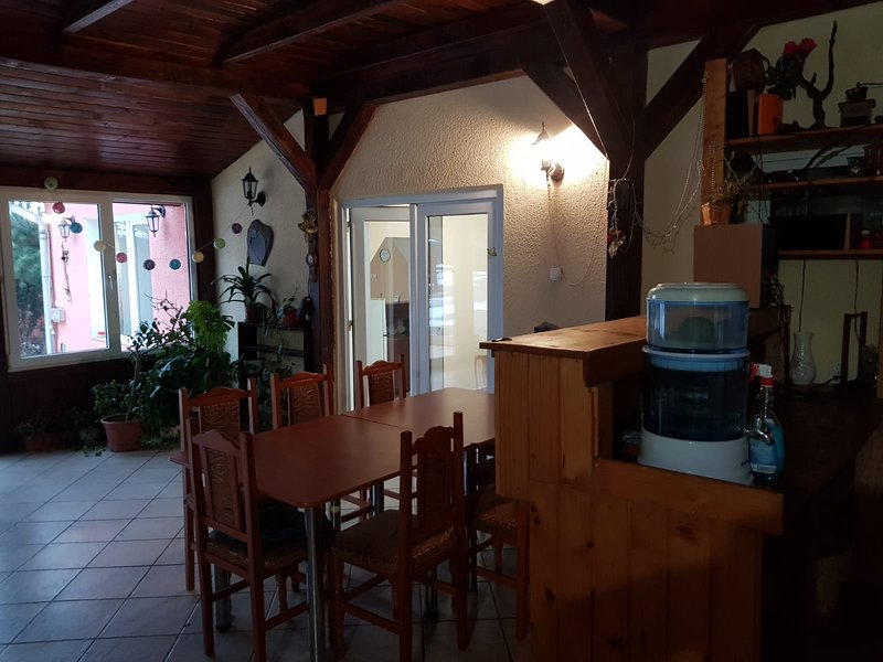 Amazing house with mountain view, vacation rental in Mures County