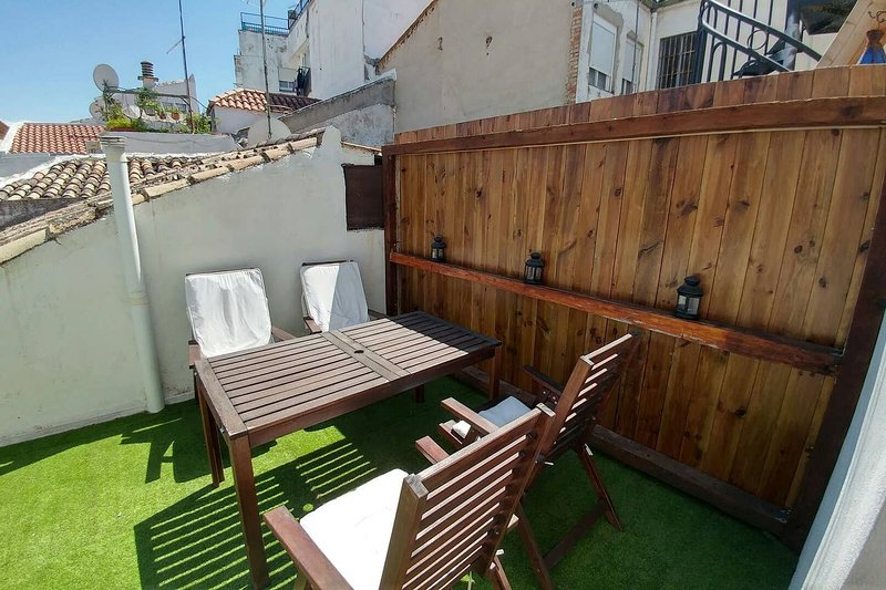 Nice apartment with terrace & Wifi, vacation rental in Torres