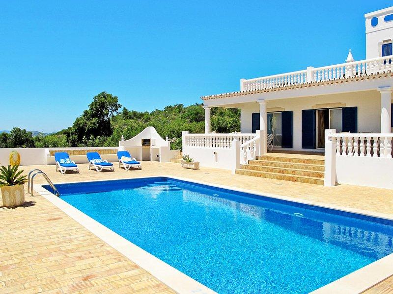 Sitio da Areia Villa Sleeps 6 with Pool and Air Con - 5823570, alquiler de vacaciones en Azinheiro