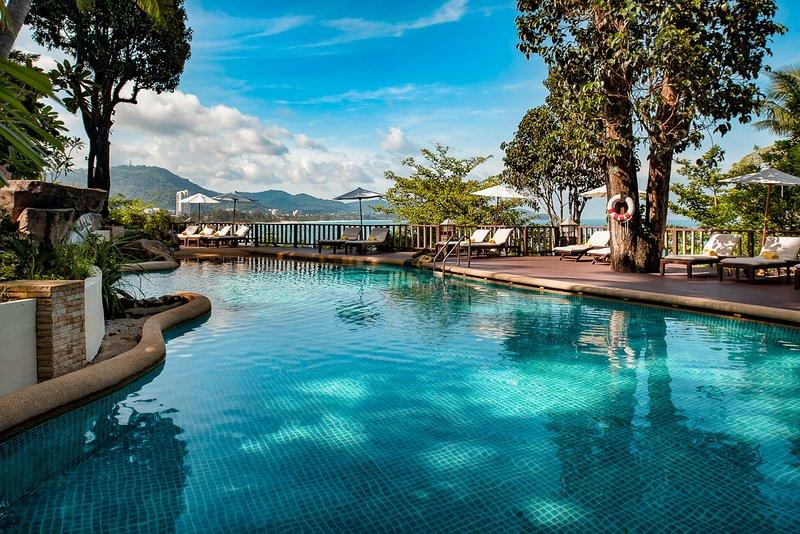 Ban Bang La Villa Sleeps 3 with Air Con - 5823549, holiday rental in Karon Beach