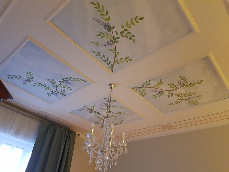 Appartamento Rosalba,romantico appartamento nel cuore di Asti, vakantiewoning in Scurzolengo