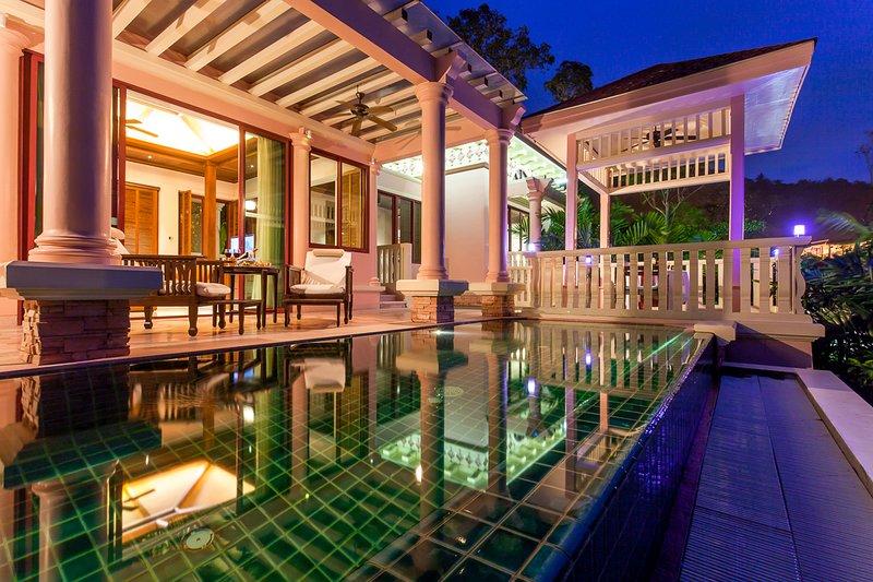 Ban Karon Villa Sleeps 5 with Pool and Air Con - 5823414 – semesterbostad i Karon Beach