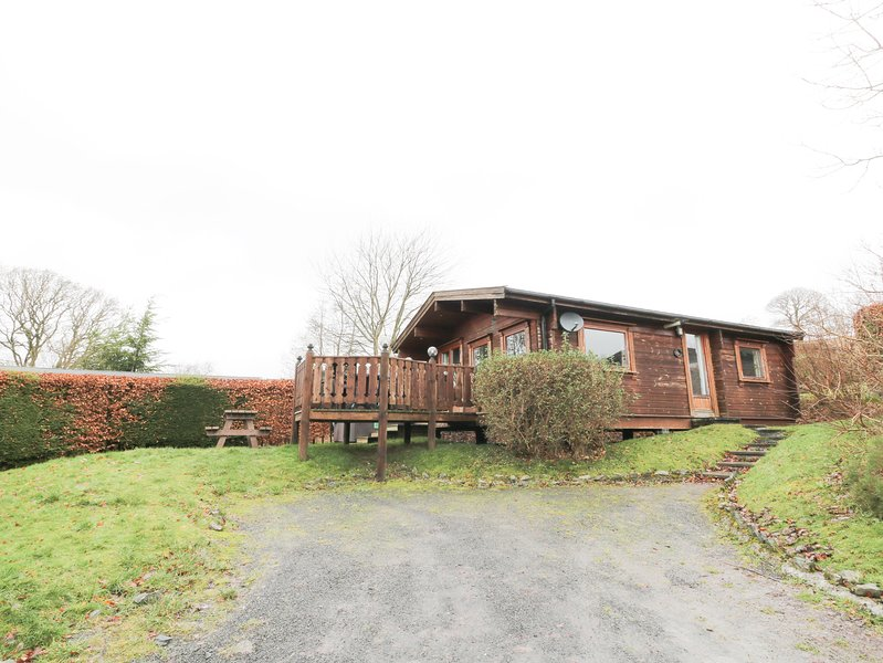 Lodge 6, name tbc, Rhayader, aluguéis de temporada em Abbeycwmhir