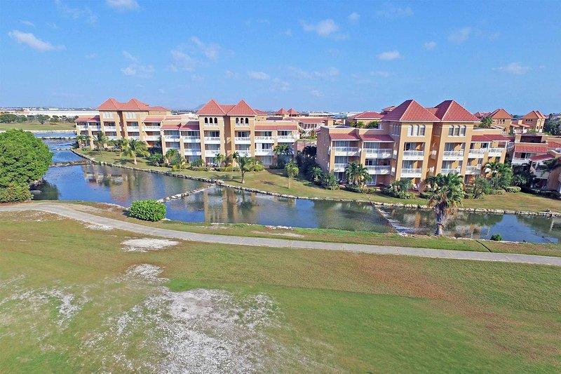 The Residences, una collezione di condomini residenziali privilegiati all'interno di questi 3 edifici del resort Divi