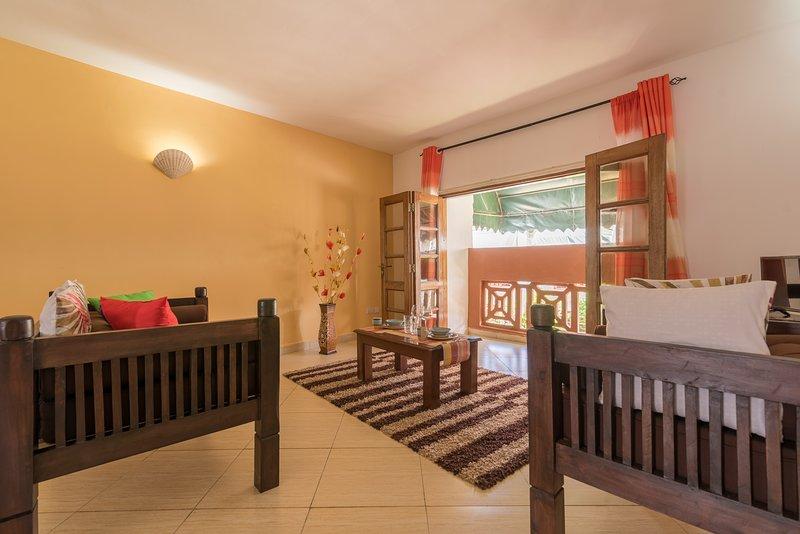 Oceanview - By The Choka Cottages La Mera Shanzu Mombasa - North Coast KENYA, holiday rental in Vipingo