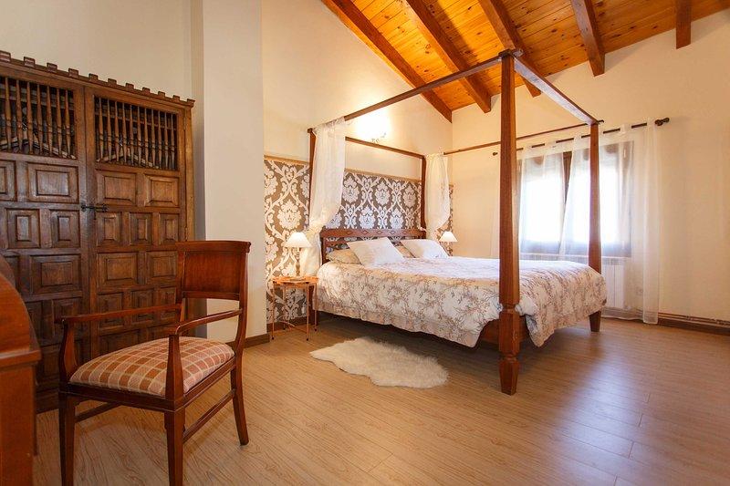 El Bulín de Braojos, Casa Marta, holiday rental in Garganta de los Montes