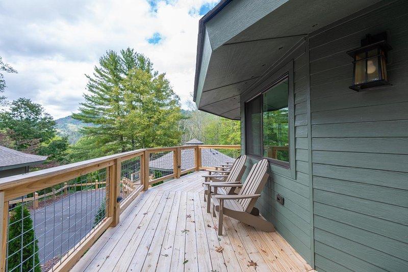 Springdale Treehouse # 5, casa vacanza a Canton