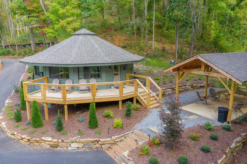 Springdale Treehouse Lodging 5, casa vacanza a Canton
