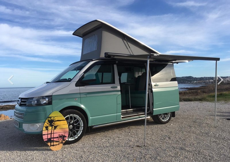 Cool Custom VW Campervan for Hire, vacation rental in Andreas