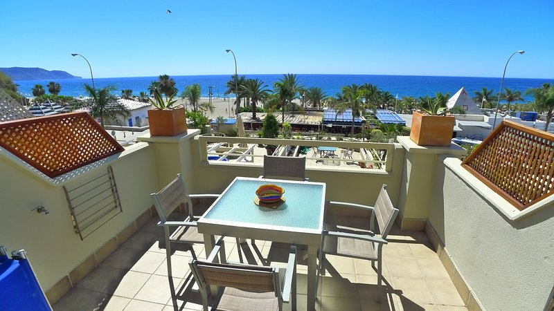 R924 | Burriana Front Line, holiday rental in Nerja