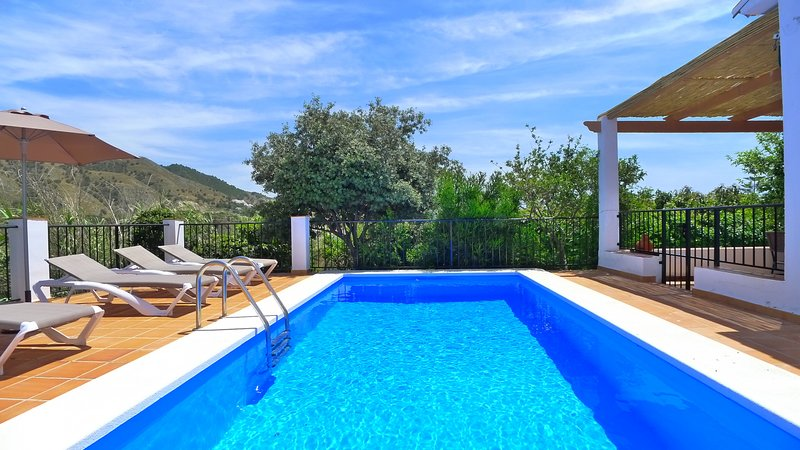 R1149 | Villa Jazmin, vacation rental in Frigiliana