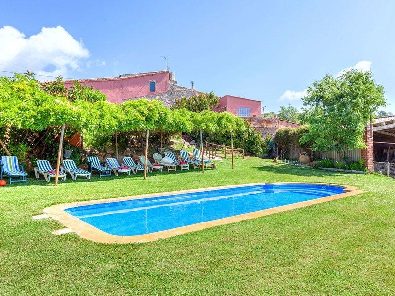 Mas Abelli, location de vacances à Vall-Llobrega