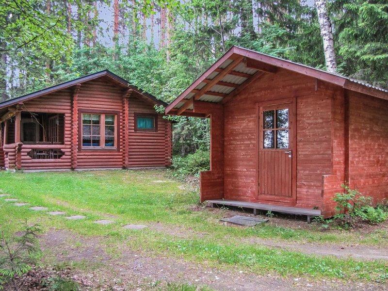 Länsiranta, holiday rental in Tanhuvaara