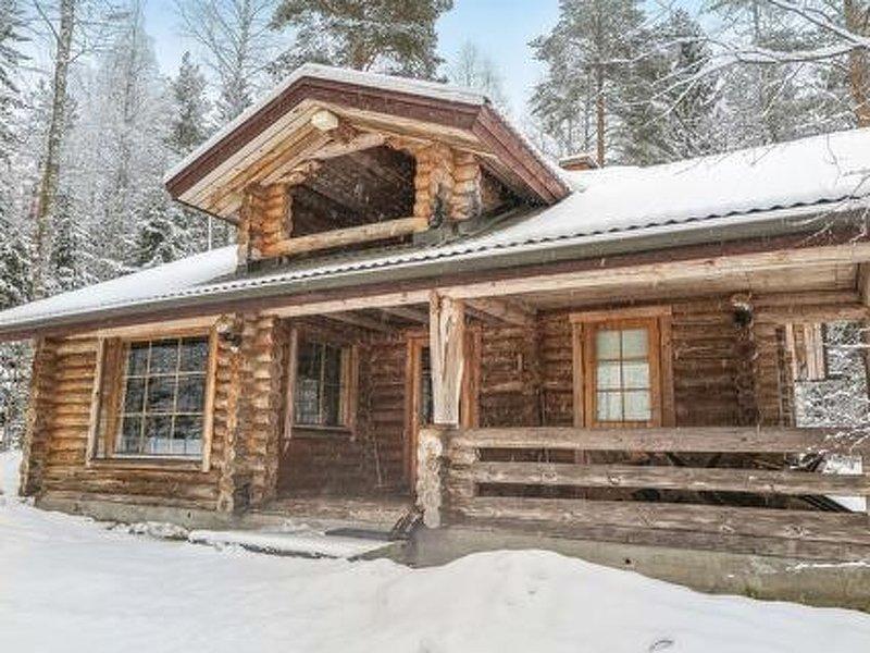 Hepolehto, vacation rental in Rautalampi
