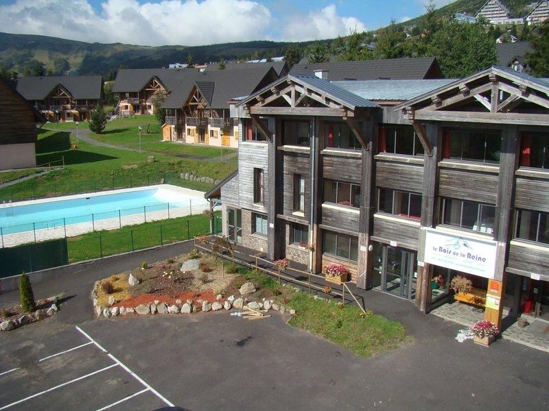Le Bois de la Reine, holiday rental in Picherande