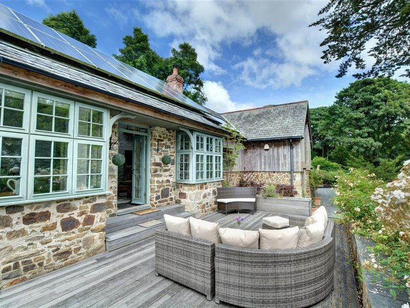 Trequite, vacation rental in St. Mabyn