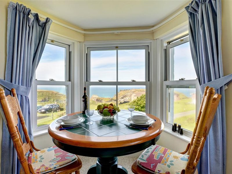 Castle View, vacation rental in Tintagel