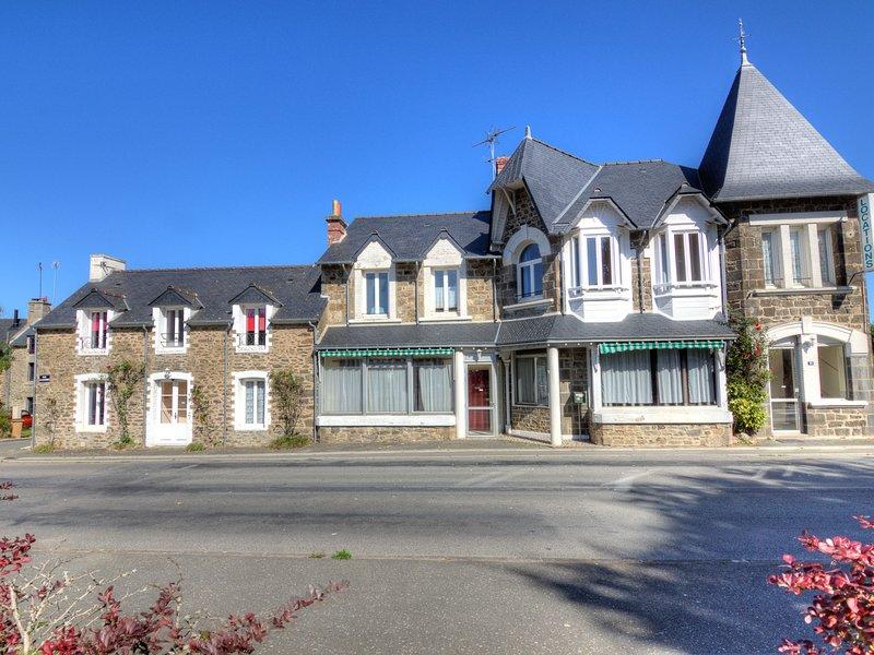 Le Petit Robinson, aluguéis de temporada em La Richardais