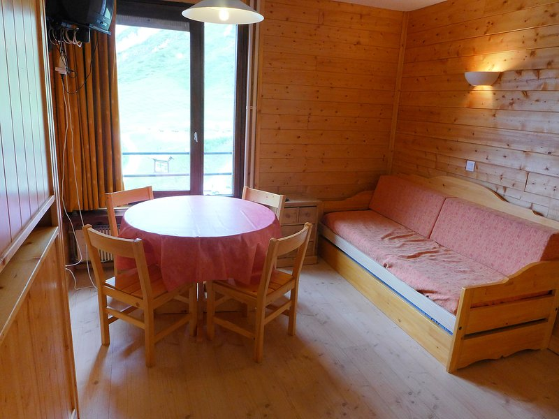 Moutières B1 and B2 Chalet in Tignes