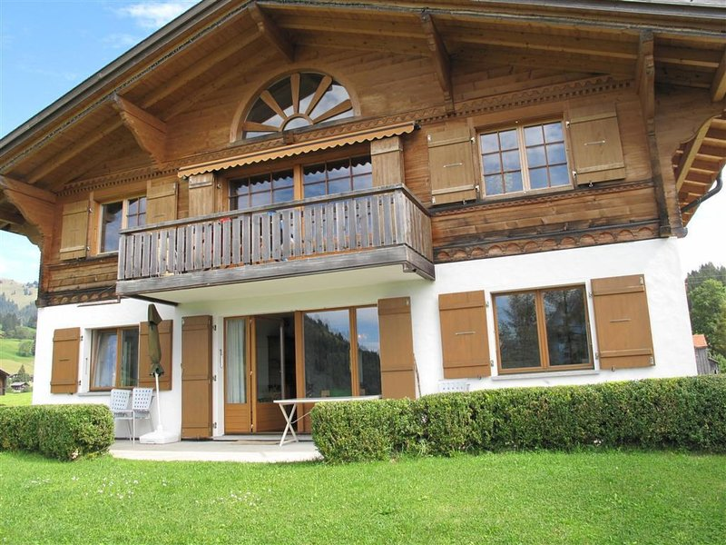 Scapa, vacation rental in Saanenmoser