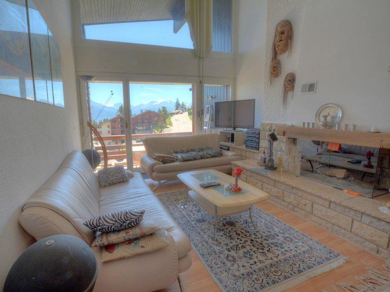 Emeraudes, vacation rental in Grimisuat