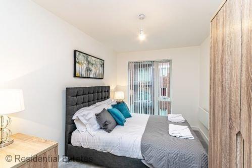 Residential Estates - Halo House Apartments, location de vacances à Manchester