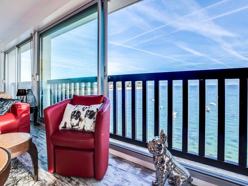 Bellevue, holiday rental in Saint-Pierre-Quiberon