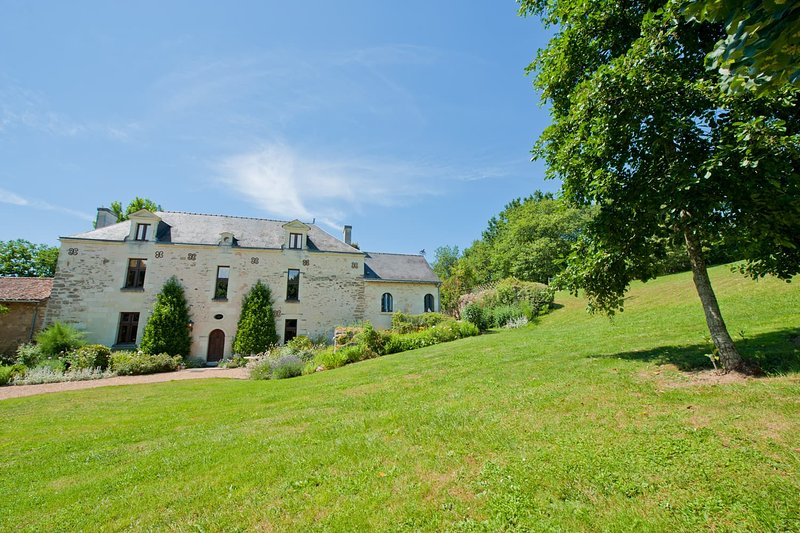 17th Century Manor House, holiday rental in Deneze-sous-Doue