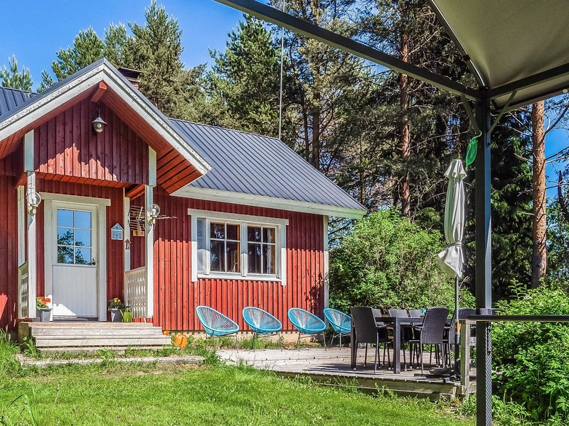 Uusi mökki, cjoe147, location de vacances à North Karelia