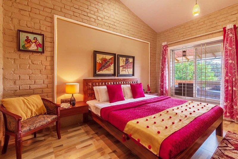 Sita Devii Farm by Vista Rooms, holiday rental in Gujarat