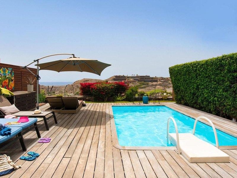 Salobre Golf Villa Golfers 2, vacation rental in El Salobre