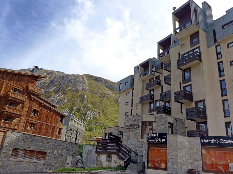The Grand Tichot A and B Chalet in Tignes