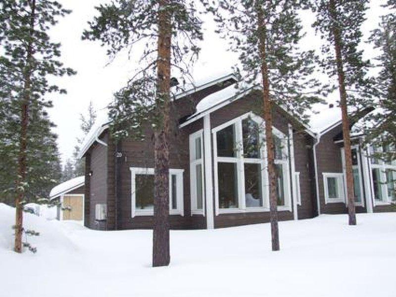 Casa lobo a, holiday rental in Kittilä
