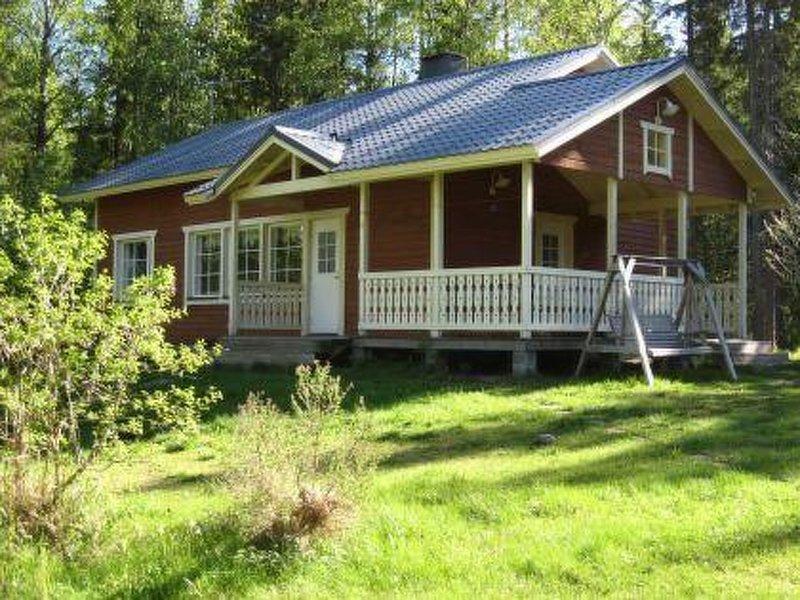 Kultaranta, holiday rental in Juuka