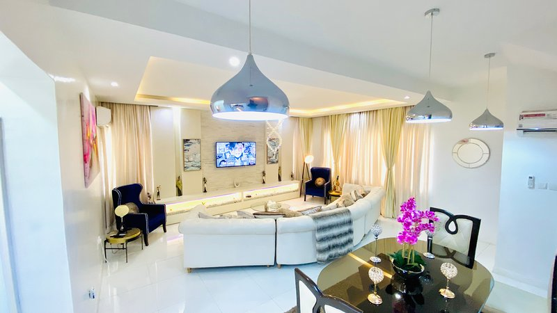 Shortlethomes - Keji's Shortlet Apartment in Lekki, holiday rental in Lagos State