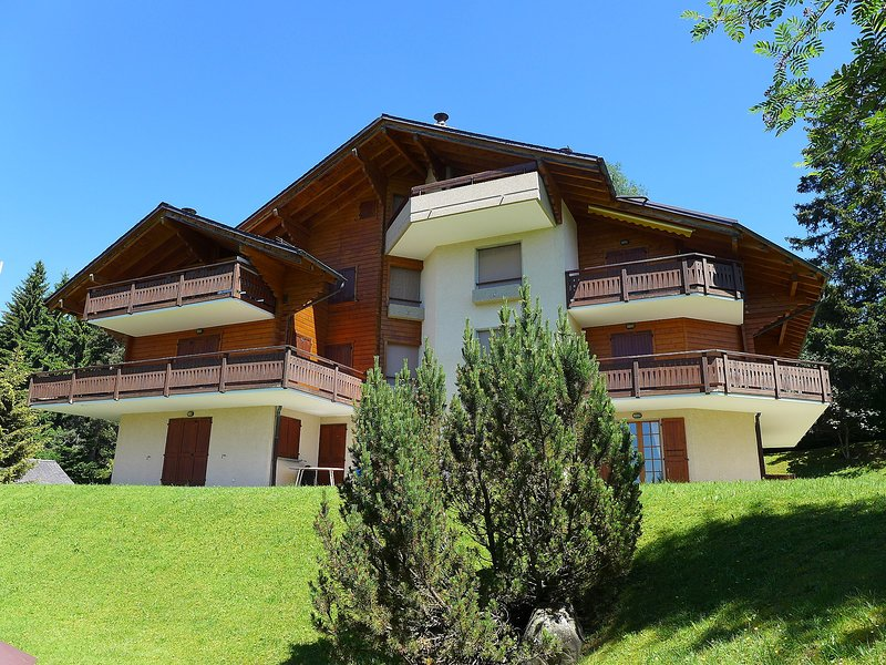 Le Miclivier B7, holiday rental in Bex