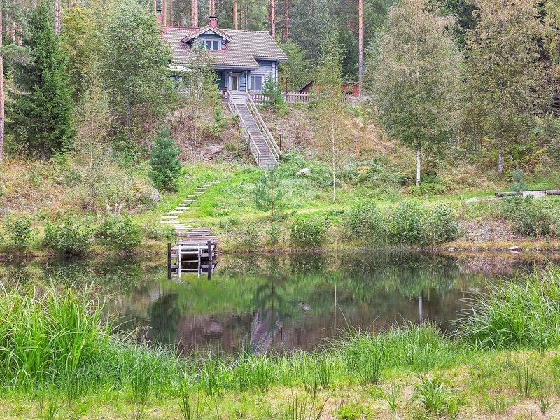 Vesan villa, aluguéis de temporada em Padasjoki