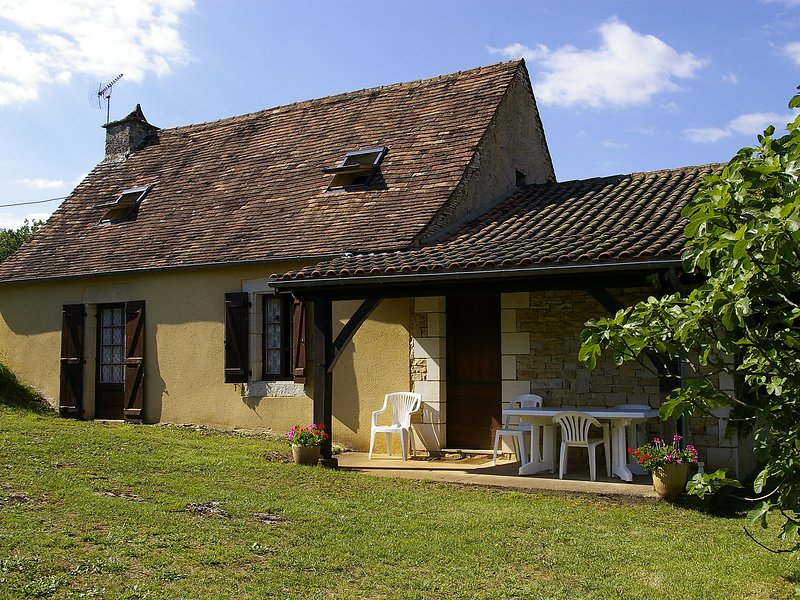 Le Champ du Lac, holiday rental in Montclera