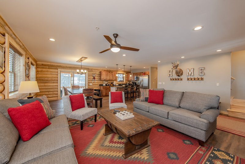 Alpine Lodge, vacation rental in McHenry