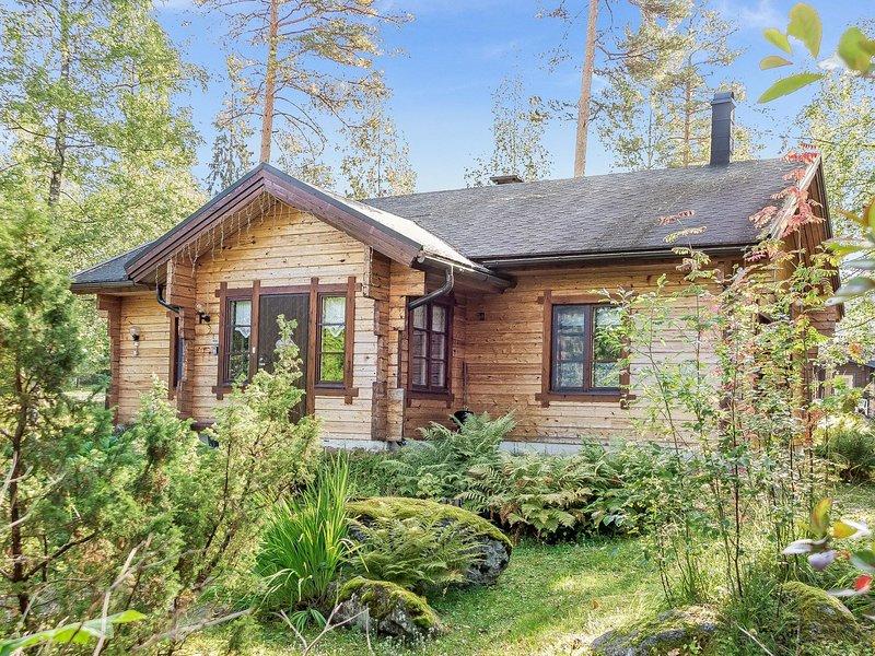 Villa vuoksi, Ferienwohnung in Alapitka