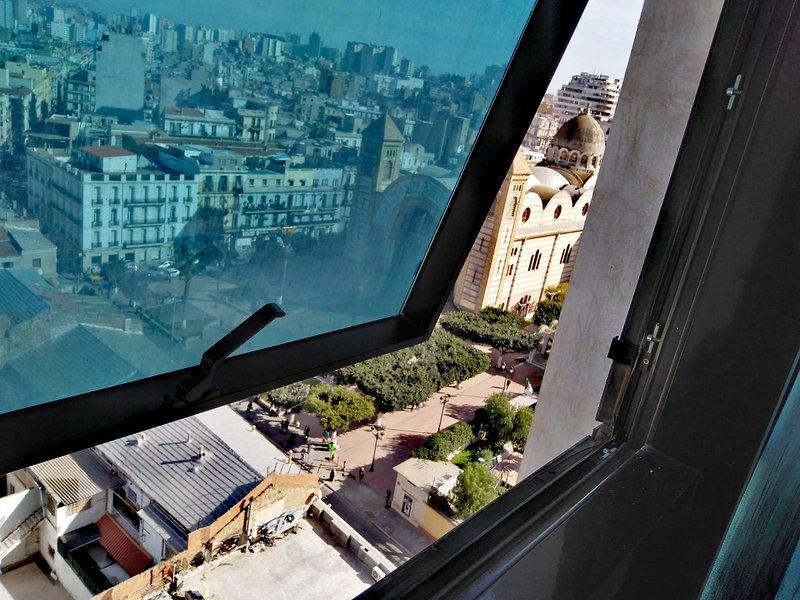 Séjour en plein coeur d'Oran , Appartement Exécutif Blanca ..., alquiler vacacional en Argelia