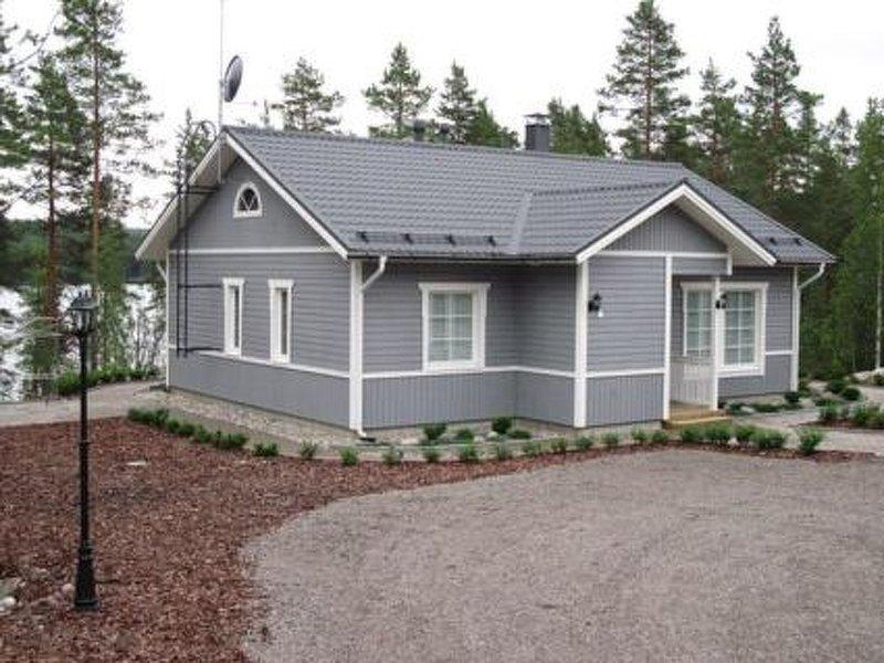 Villa siimestö, vacation rental in Rautalampi