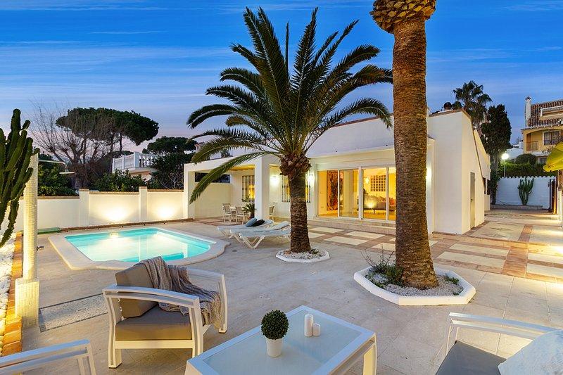 Casa Sea Breeze, casa vacanza a Elviria