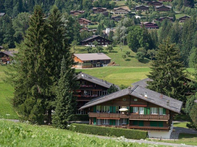 Les Silenes, aluguéis de temporada em Gstaad