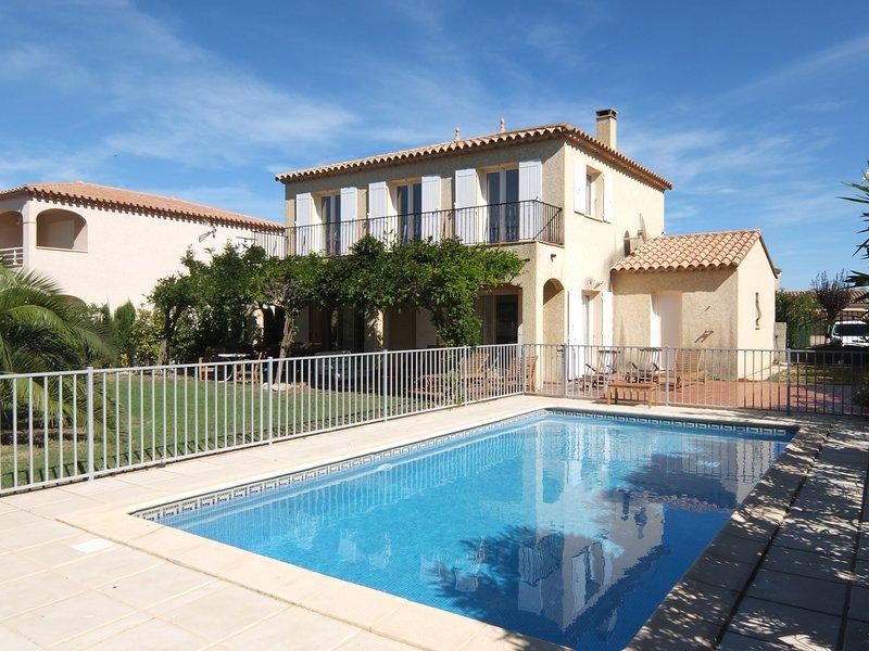 Villa Brigantin, casa vacanza a Plage d'Argeles