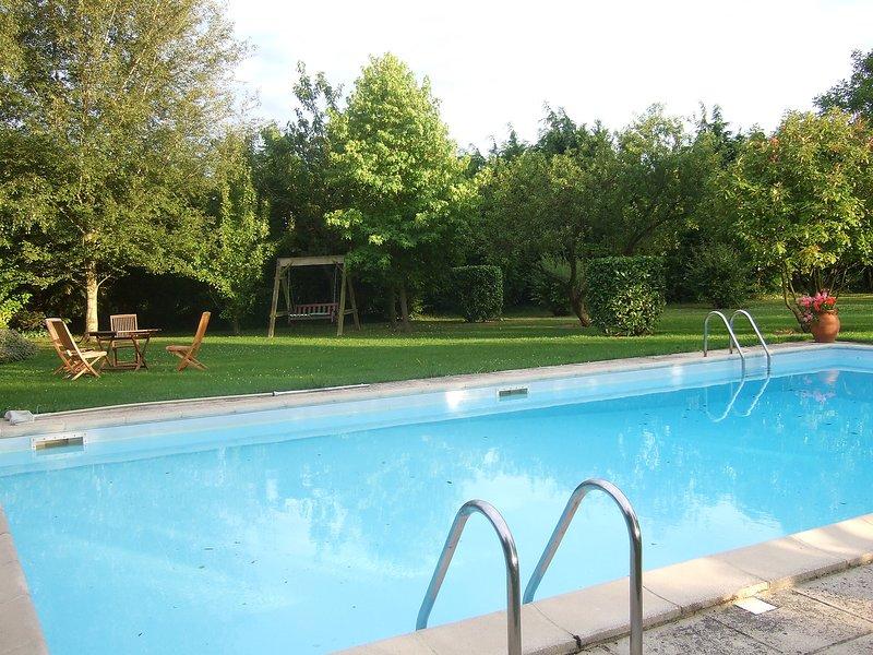 Les Londes, holiday rental in Mandeville-en-Bessin
