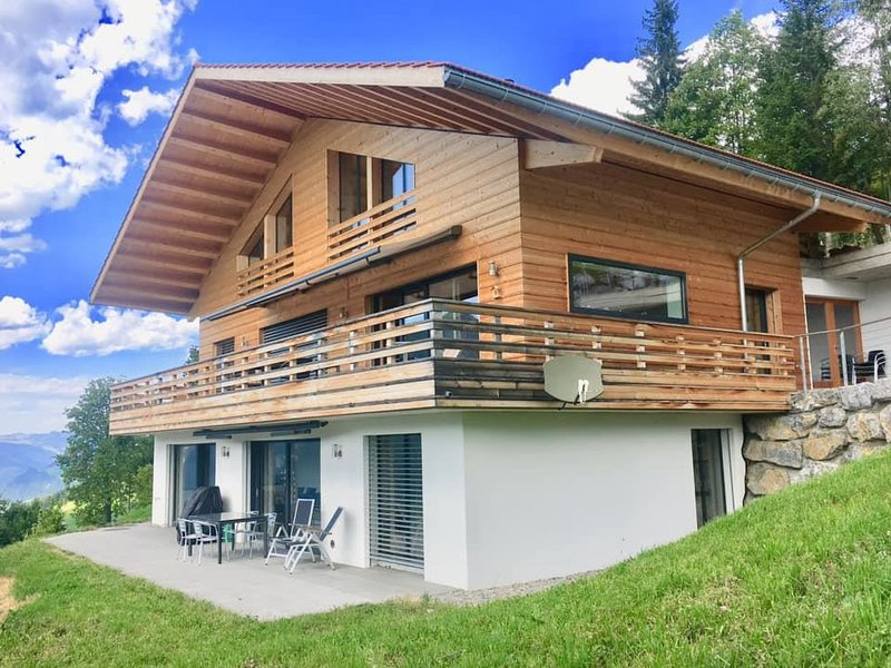 Chalet Coco, vacation rental in Lenk im Simmental