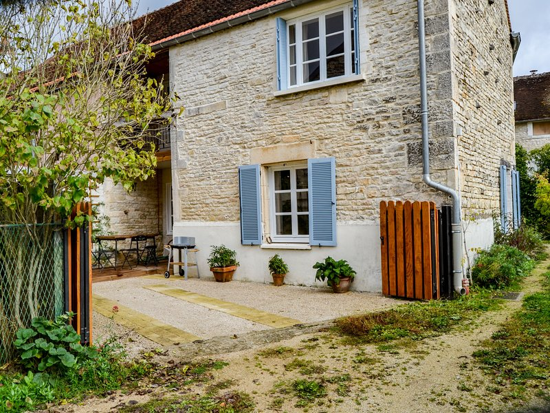 L'Ancienne Scierie, holiday rental in Tonnerre
