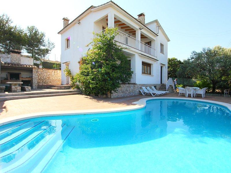 Villa Rosa, vacation rental in Canyelles